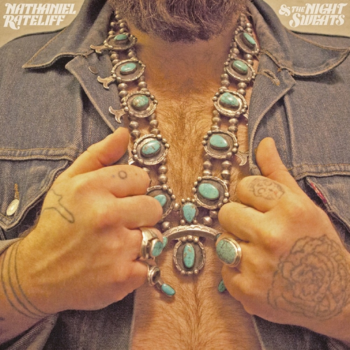 Nathaniel Rateliff and The Night Sweats - Nathaniel Rateliff and The Night Sweats (LP)