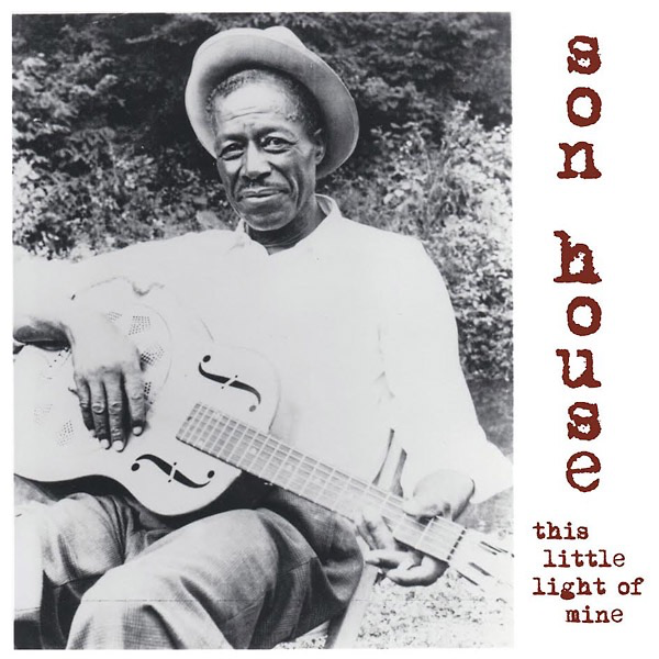 Son House - This Little Light Of Mine (LP)