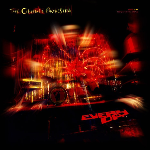 Cinematic Orchestra - Every Day (2LP)