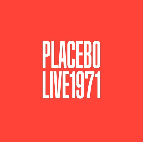 Placebo - Live 1971 (Import LP)