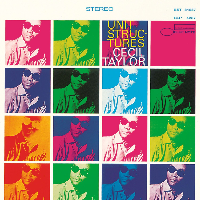 Cecil Taylor - Unit Structures (75th Anniversary LP)