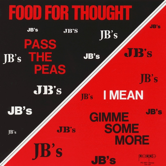 J.B.s - Food For Thought (Limited Edition LP)