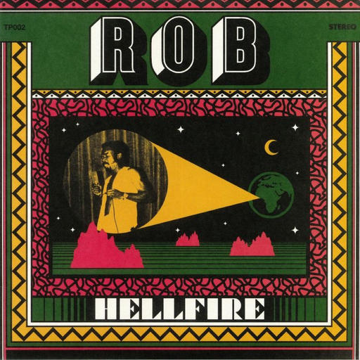 ROB - Hell Fire (LP)