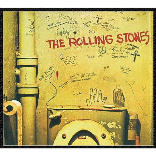 Rolling Stones - Beggars Banquet (Clear LP)