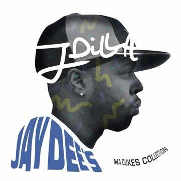 J DIlla - Jay Dees Ma Dukes Collection (LP)