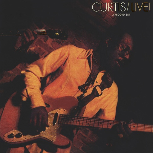 Curtis Mayfield - Curtis/Live! (2LP)