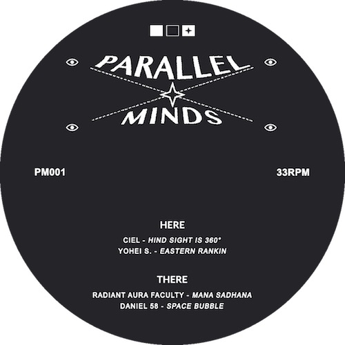 "Various Artists - Parallel Minds Vol. 1 (12"")"