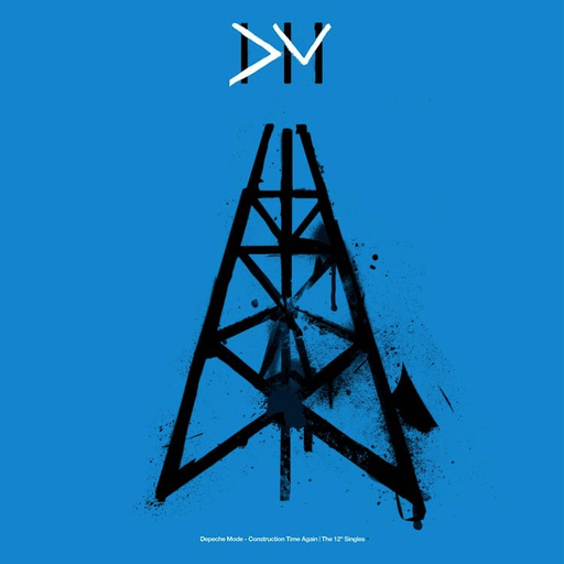 "Depeche Mode - Construction Time Again: The 12"" Singles (6LP Box Set)"