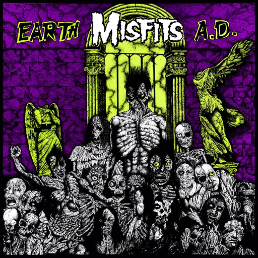 Misfits - Earth A.D. (LP)