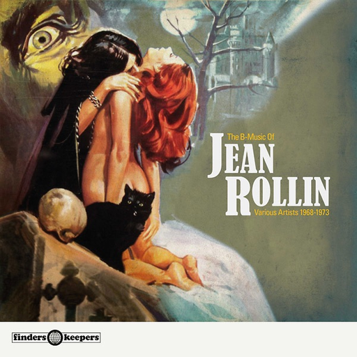 Jean Rollin - The B-Music of Jean Rollin: Various Artists 1968-1973 (Import LP)