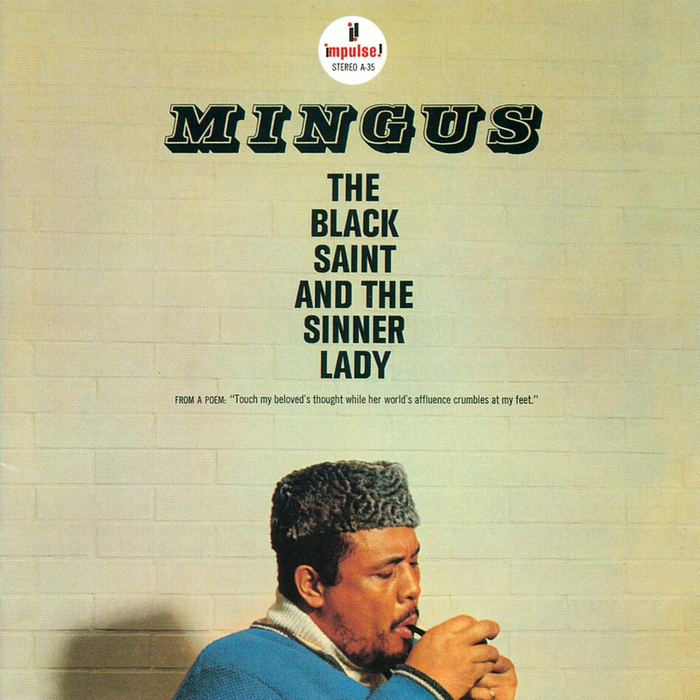 Charles Mingus - The Black Saint And The Sinner Lady (LP)