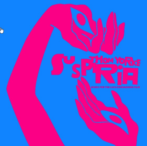 Thom Yorke - Suspiria: Music for the Luca Guadagnino Film (Colored 2LP)
