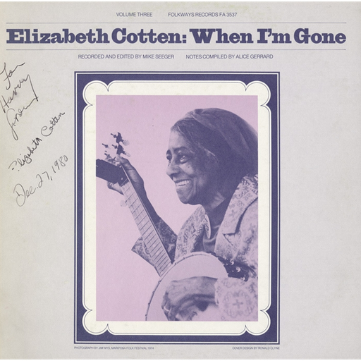 Elizabeth Cotten - When Im Gone (LP)