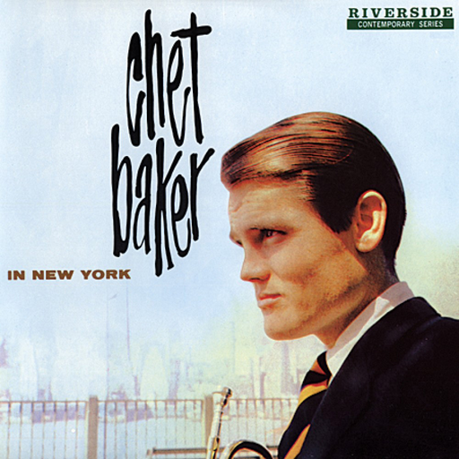 Chet Baker - Chet Baker In New York (LP)