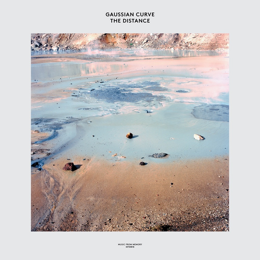 Gaussian Curve - The Distance (LP)
