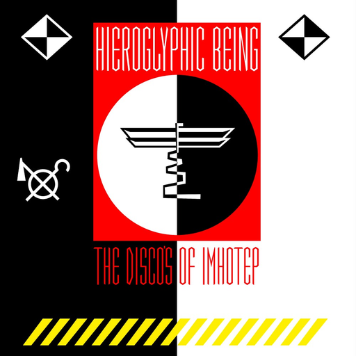 Hieroglyphic Being - The Discos of Imhotep (LP)