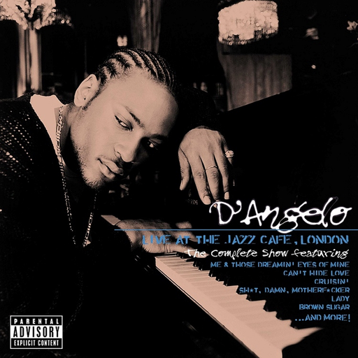 D'Angelo - Live At The Jazz Cafe, London: The Complete Show (2LP) *SALE*