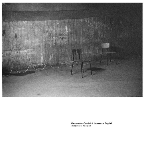 Alessandro Cortini & Lawrence English - Immediate Horizon (LP)