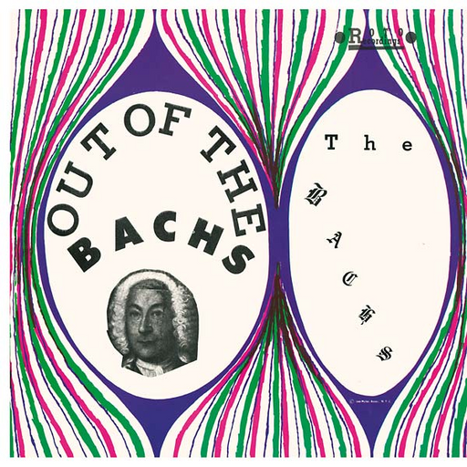 The Bachs - Out Of The Bachs (LP)
