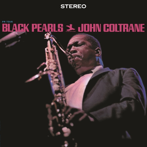 John Coltrane - Black Pearls (LP)