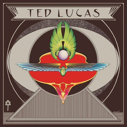 Ted Lucas - Ted Lucas (LP)