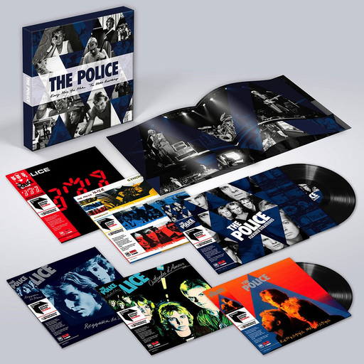 Police - Every Move You Make: The Studio Recordings (180g 6LP Box Set)