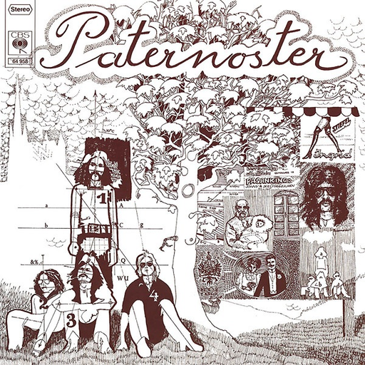 Paternoster - Paternoster (LP)