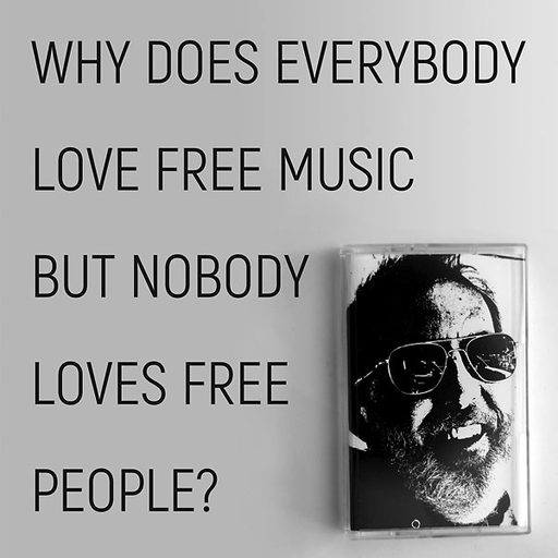 Bill Orcutt  Why Does Everybody Love Free Music But Nobody Loves Free People? (2LP)