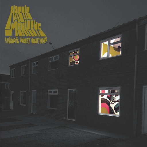 Arctic Monkeys - Favourite Worst Nightmare (LP)