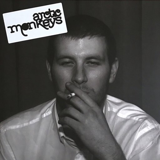 Arctic Monkeys - Whatever People Say I Am, Thats What I'm Not (LP, Vinyl Me, Please. Essentials Edition)