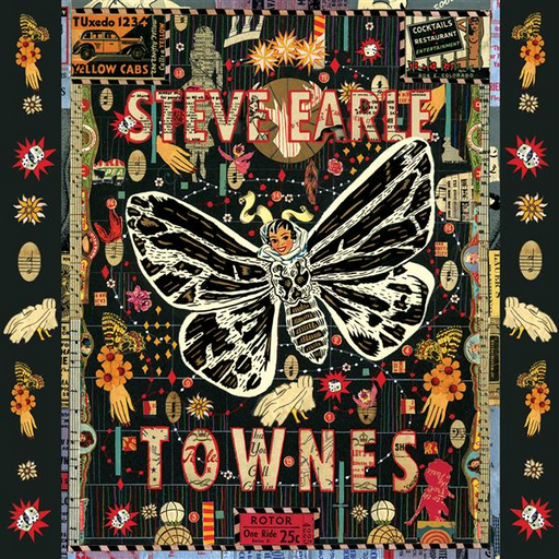 Steve Earle - Townes (180g 2LP)