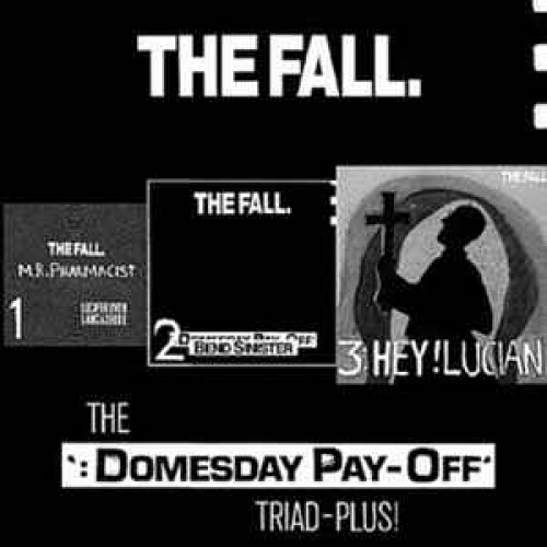 The Fall - Bend Sinister / The Domesdaypay-off Triad Plus (2LP)
