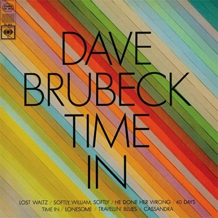 Dave Brubeck - Time In (180g LP)