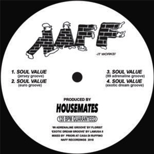 Housemates - Soul Value (12)