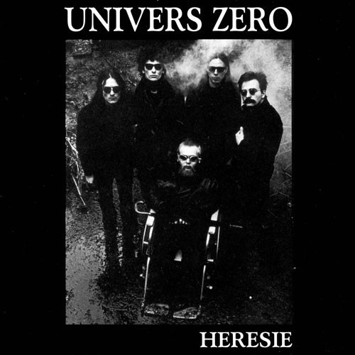Univers Zero - Heresie (Orange/Gold Vinyl LP)