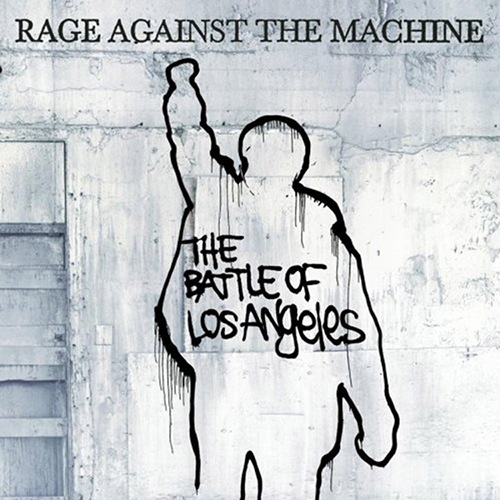 Rage Against The Machine - The Battle of Los Angeles (180g Import LP)