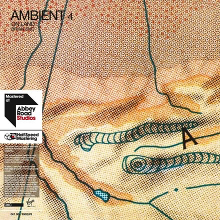 Brian Eno - Ambient 4: On Land (Half-Speed 2LP)