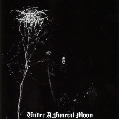 Darkthrone - Under A Funeral Moon (LP)