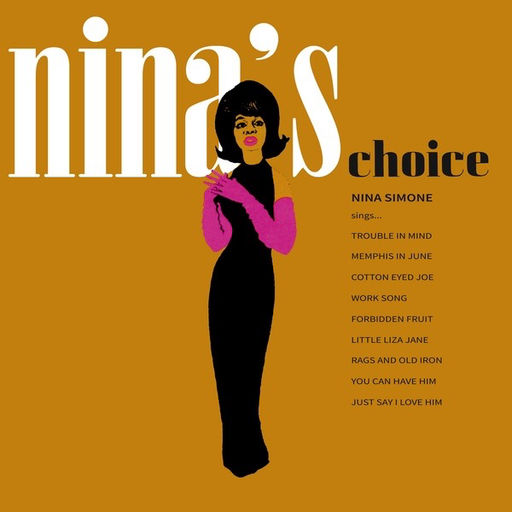 Nina Simone - Nina's Choice (Import LP)