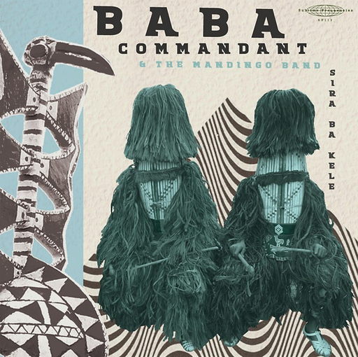 Baba Commandant And The Mandingo Band - Siri Ba Kele (LP)
