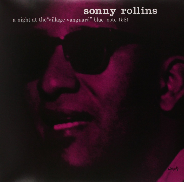 Sonny Rollins - A Night At The Village Vanguard (75th Anniversary LP)