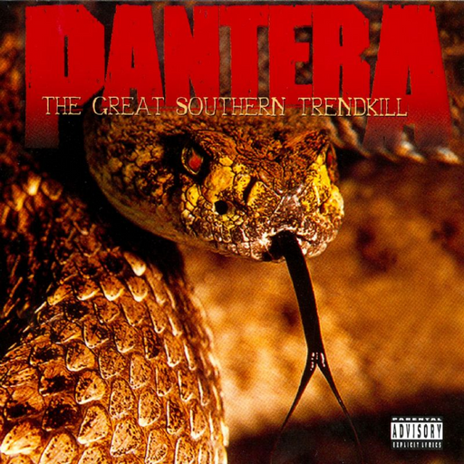 Pantera - The Great Southern Trendkill (180g 2LP)