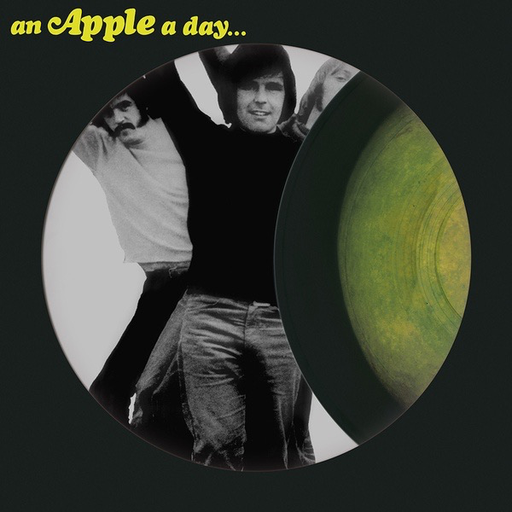 Apple - An Apple A Day... (Import Picture Disc LP)