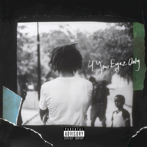 J. Cole - 4 Your Eyez Only (LP)