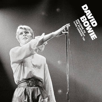 David Bowie - Welcome To The Blackout (Live in London 1978) (3LP)