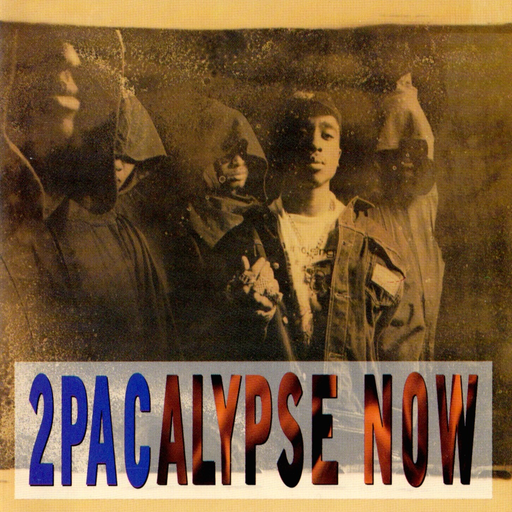 2Pac - 2Pacalypse Now (180g 2LP)