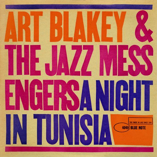 Art Blakey & the Jazz Messengers - A Night in Tunisia (LP)