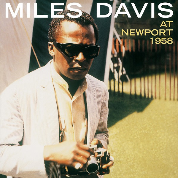 Miles Davis - At Newport 1958 (Import LP)