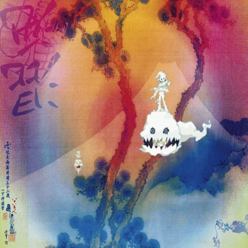 Kids See Ghosts (Kayne West & Kid Cudi) - Kids See Ghosts (LP)
