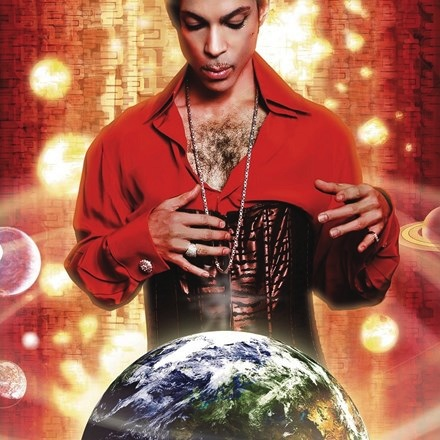 Prince - Planet Earth (LP, Colour Vinyl)